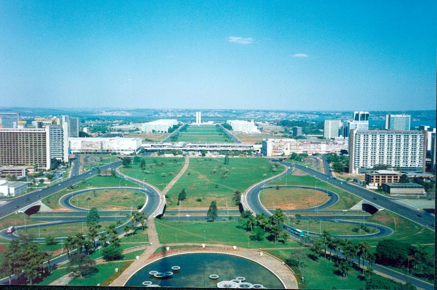 study of brasilia city Why was brasilia created  graduate study,  brasilia is the capital city of the country of brazil which is the biggest country in south america.